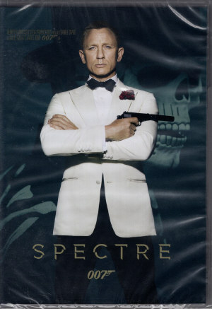 Spectre - James Bond 007 - 2 DVD